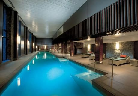 Hilton Queenstown (New Zealand) is home to Eforea: Spa at Hilton
