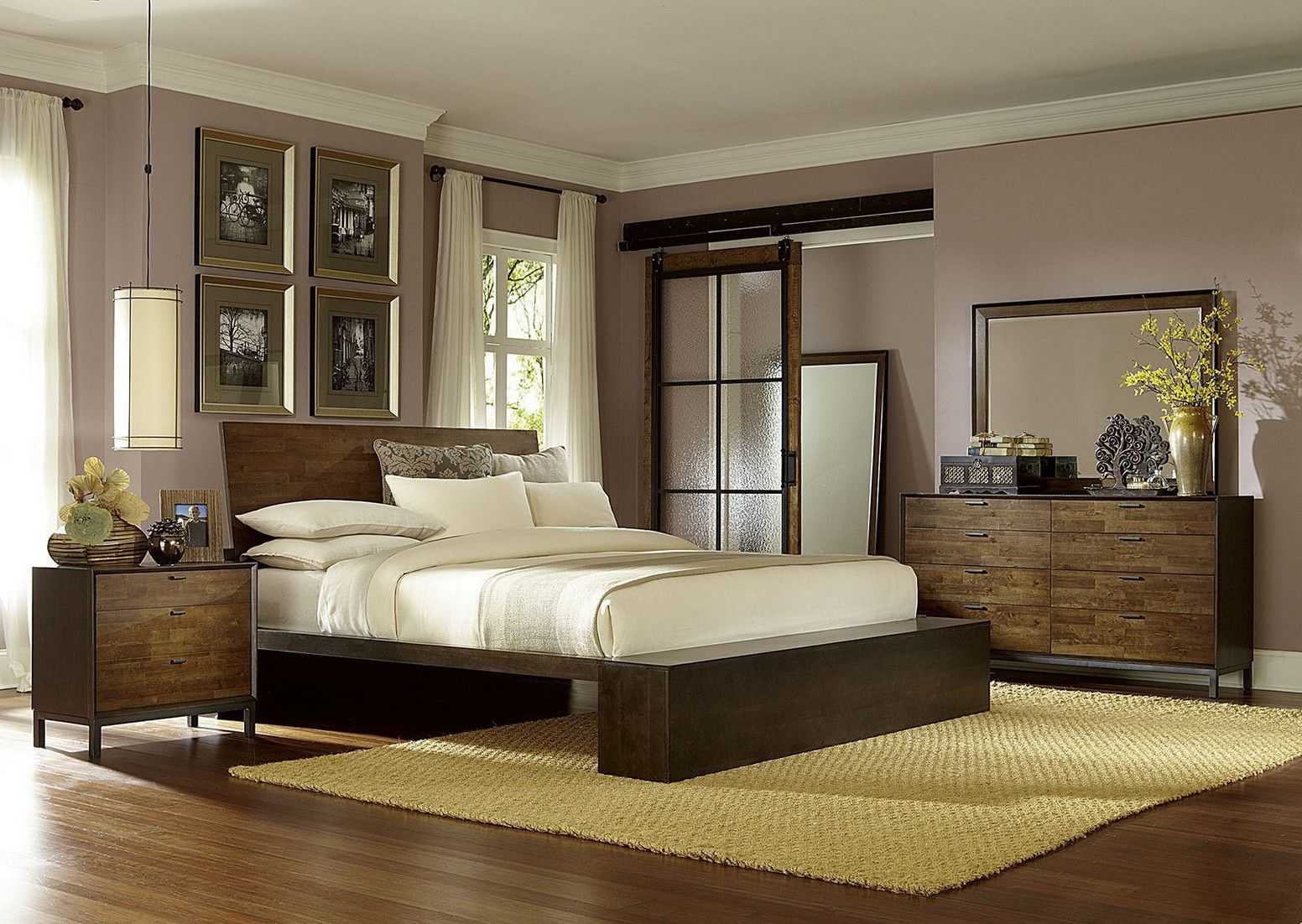 Contemporary Headboard Ideas for your Modern Bedroom  Diy queen bed