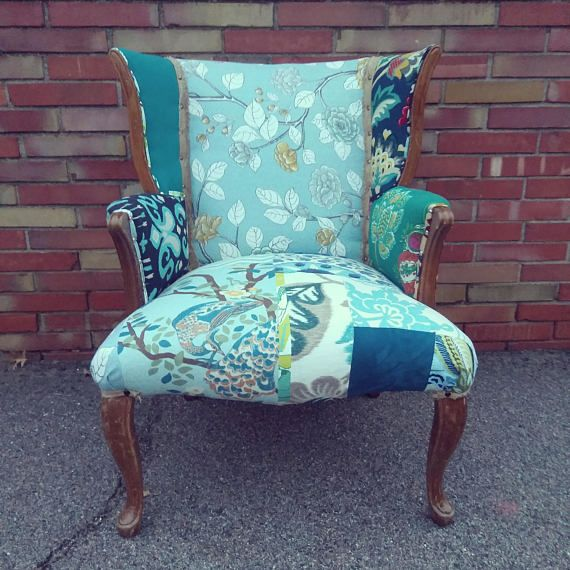 Unique Upholstered Chairs