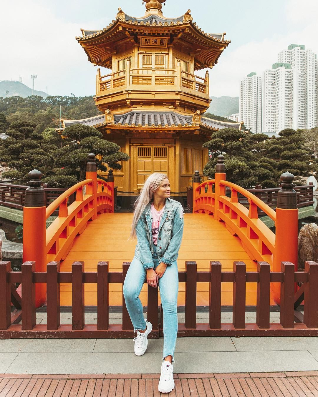 """BROOKE SCHEURN? on Instagram: """"We just uploaded our VLOG from Hong Kong! All the deets on what to do and see in 24 hours! Don't m ..."""