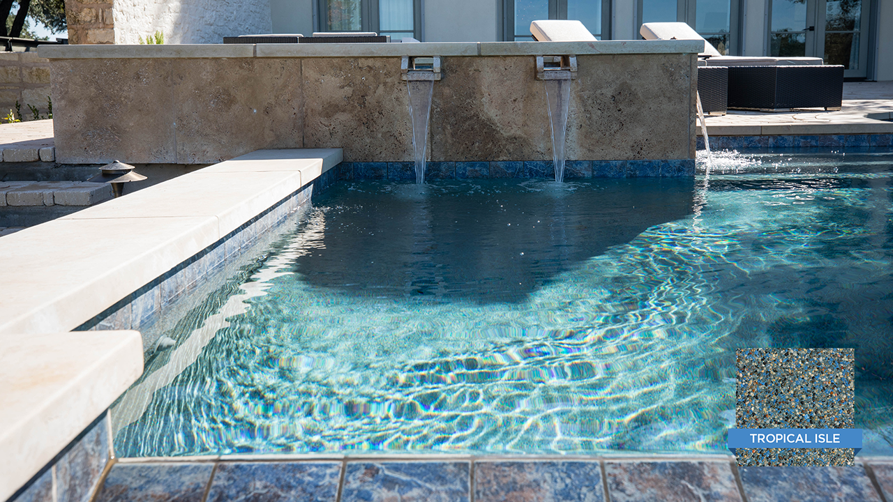 Pebble Finishes Pool Colors Pool Pool Finishes