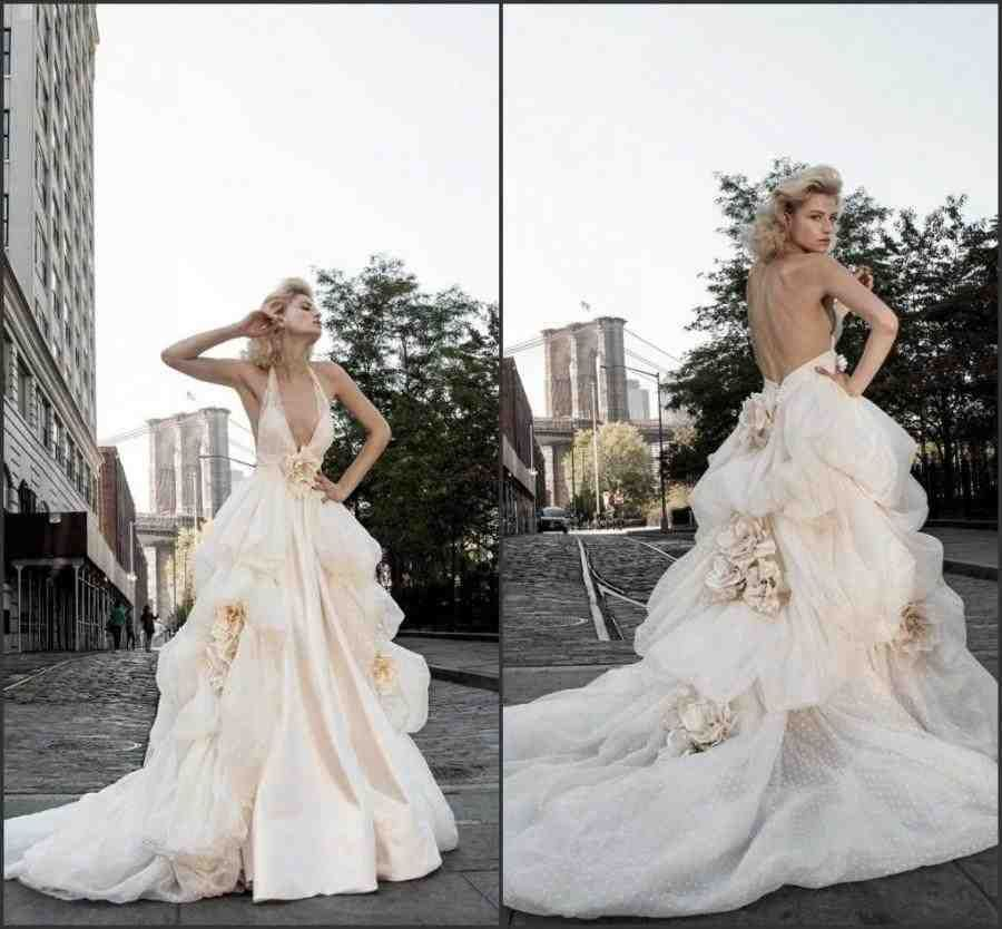 Wedding Dress Designer Pnina Tornai Clothes Wedding Dresses
