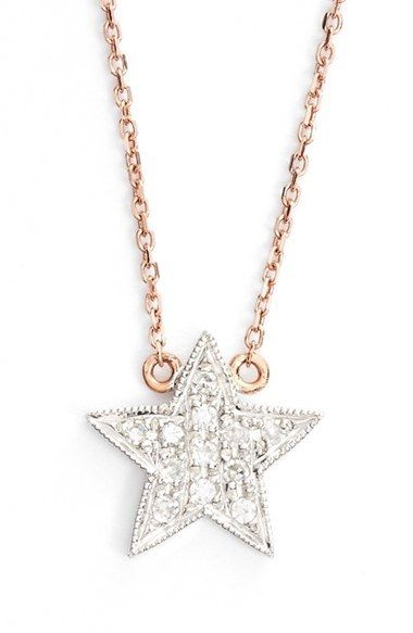 Womens dana rebecca designs julianne himiko diamond star pendant womens dana rebecca designs julianne himiko diamond star pendant necklace a star themed aloadofball Gallery