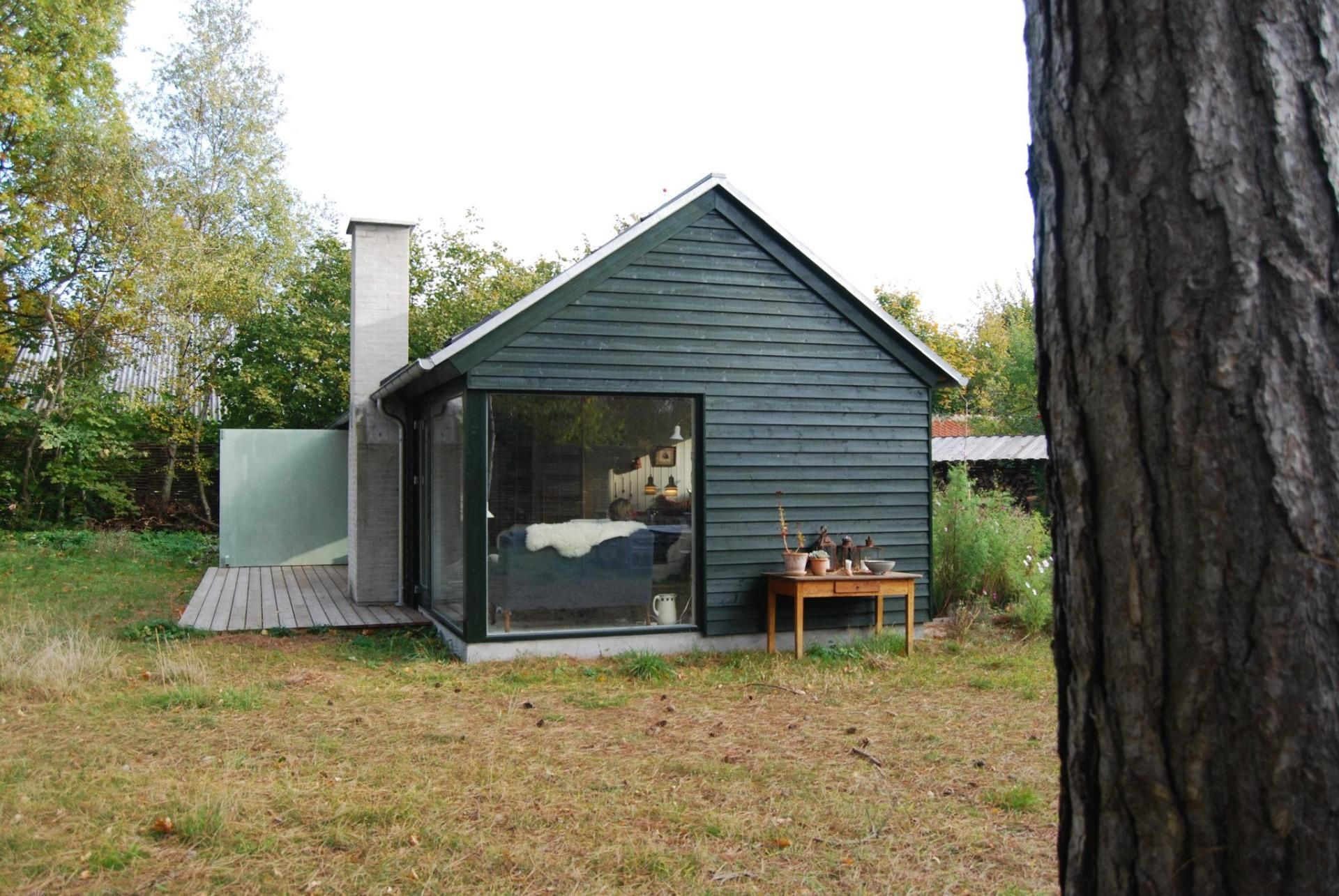 The L Ngehuset, A Modular Vacation House From Denmark With