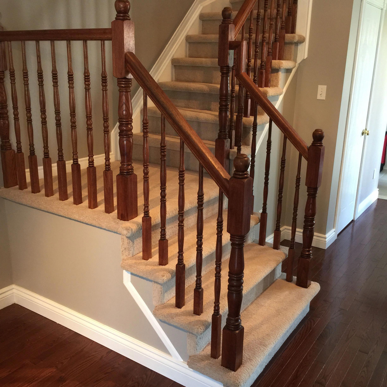 Best Open Stairs Plush Carpet Beige Carpetsinhouston Plush 400 x 300