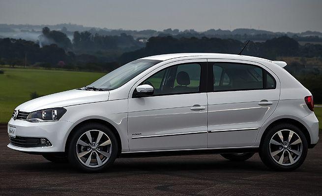 Volkswagen Gol Brasil Gol Carros Voyage