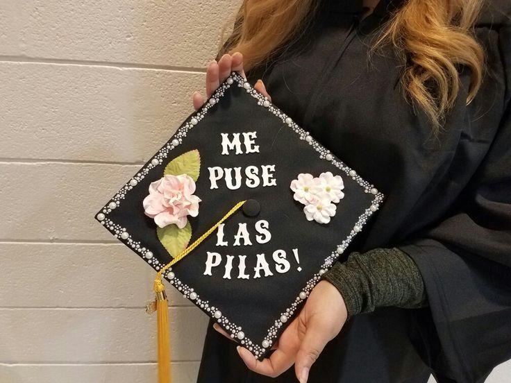 Pin by nancy oseguera on grad cap Diy graduation cap
