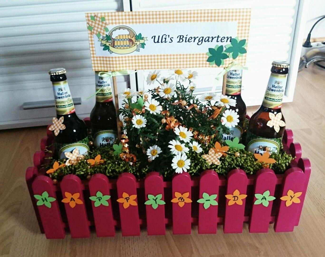Biergarten Geschenke Geschenke Geschenke Basteln Und