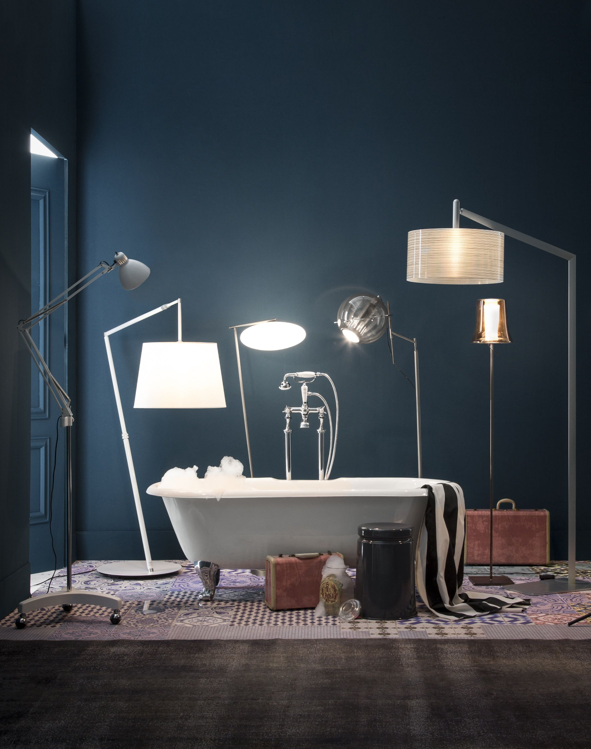 Mobili Bagno Marie Claire.Marie Claire Maison Styling Alessandra Salaris Photo Beppe
