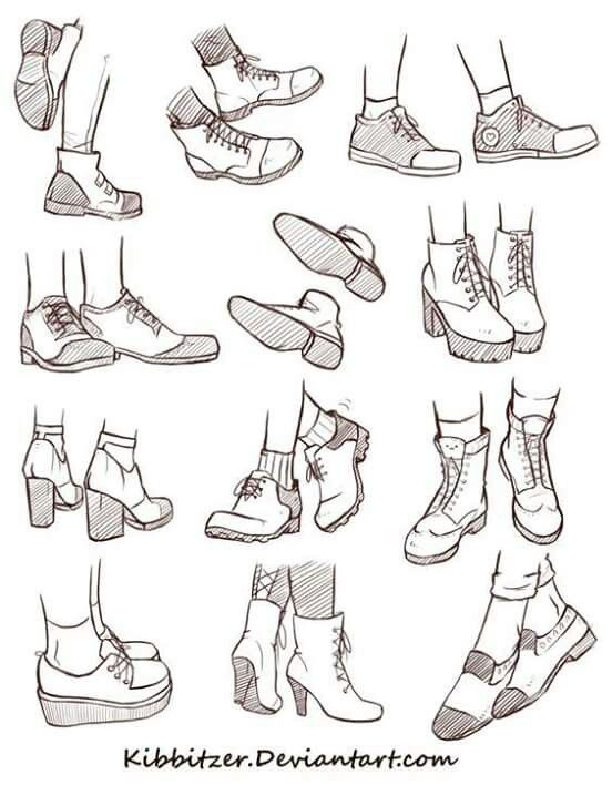 shoes reference drawing heels tennis shoes converse high