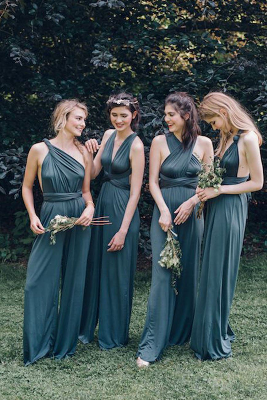New trends for bridesmaid fashion alternatives chwv wedding