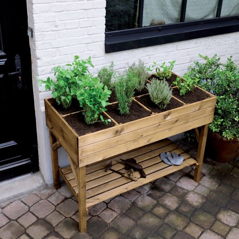 carr potager gariguette id es pour la maison pinterest gardens herbs garden and pallets. Black Bedroom Furniture Sets. Home Design Ideas