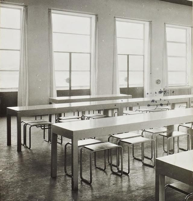 Photographs Of Bauhaus In The 1920s In 2020
