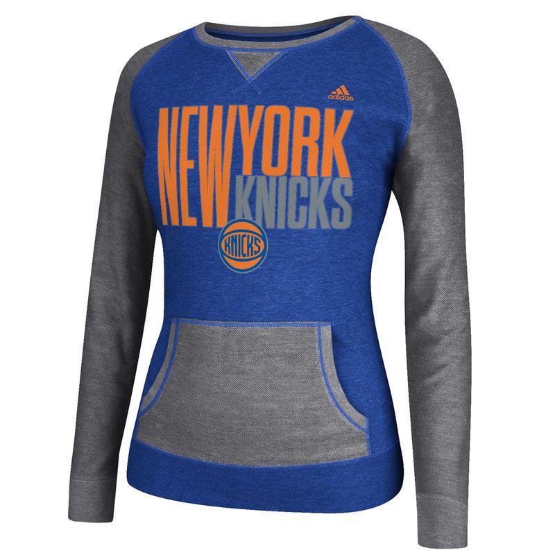 Adidas NBA Men/'s Dallas Mavericks Long Sleeve Thermal Shirt Blue