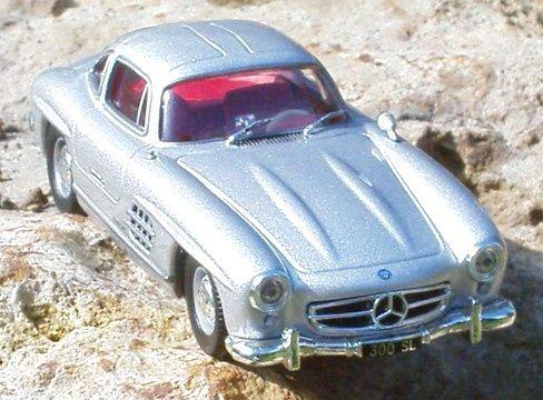 Mercedes 300 SL (Mercedes)