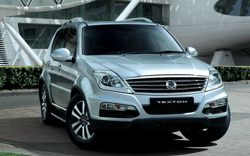new car launches this monthMahindra Ssangyong rexton RX7 PRICE2062377  cars  Pinterest