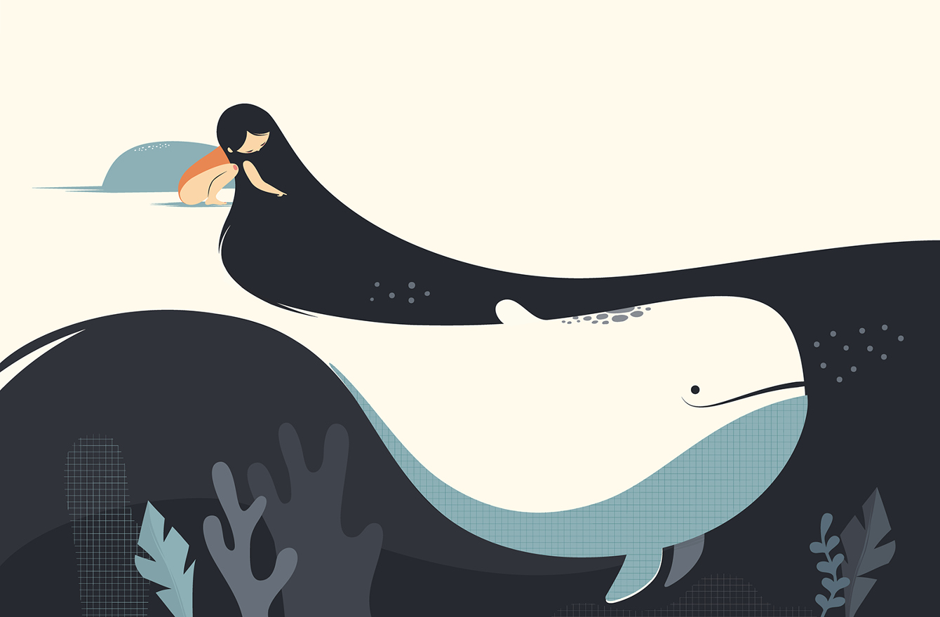 Lesbian Whale