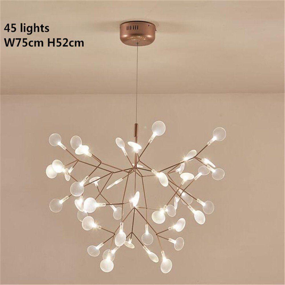 Led Lustre Modern Chandelier Lighting Lamparas Colgantes Lamp For