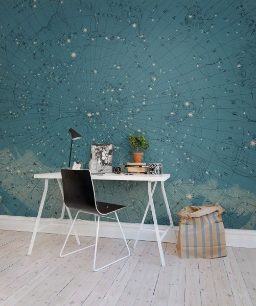 Wall mural R13811 Atlas Of Astronomy