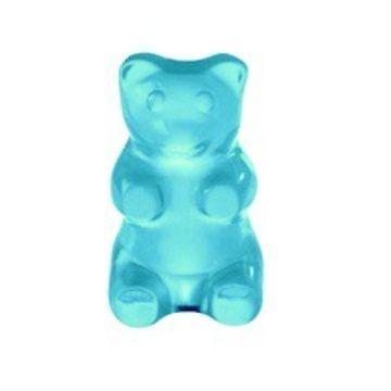Blue Gummy Bear Sticker By Daniellejoy Gummy Bears Art Reference Photos Gummies