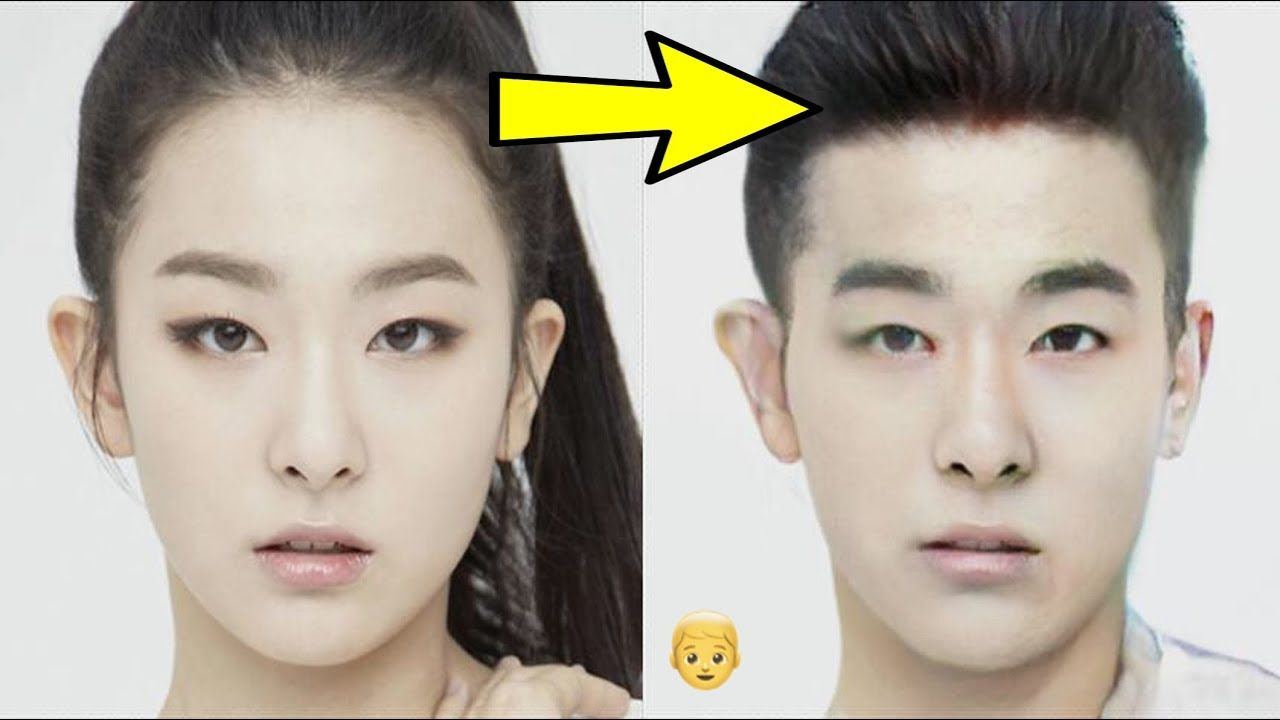 This Is What These 10 Kpop Female Idols Would Look Like If They Were Bor