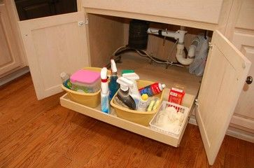Under Cabinet Organizers Pull Out Sink Shelves Traditional And Drawer