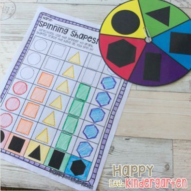 SHAPE It Off! | 3d shapes activities, Kindergarten math and 3d shapes