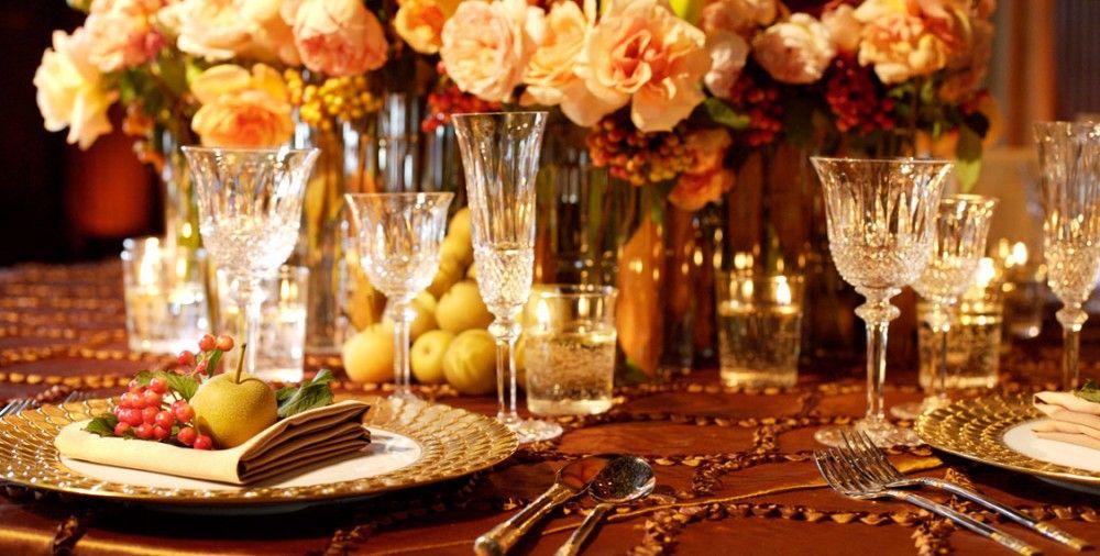 Lavish Fall Wedding
