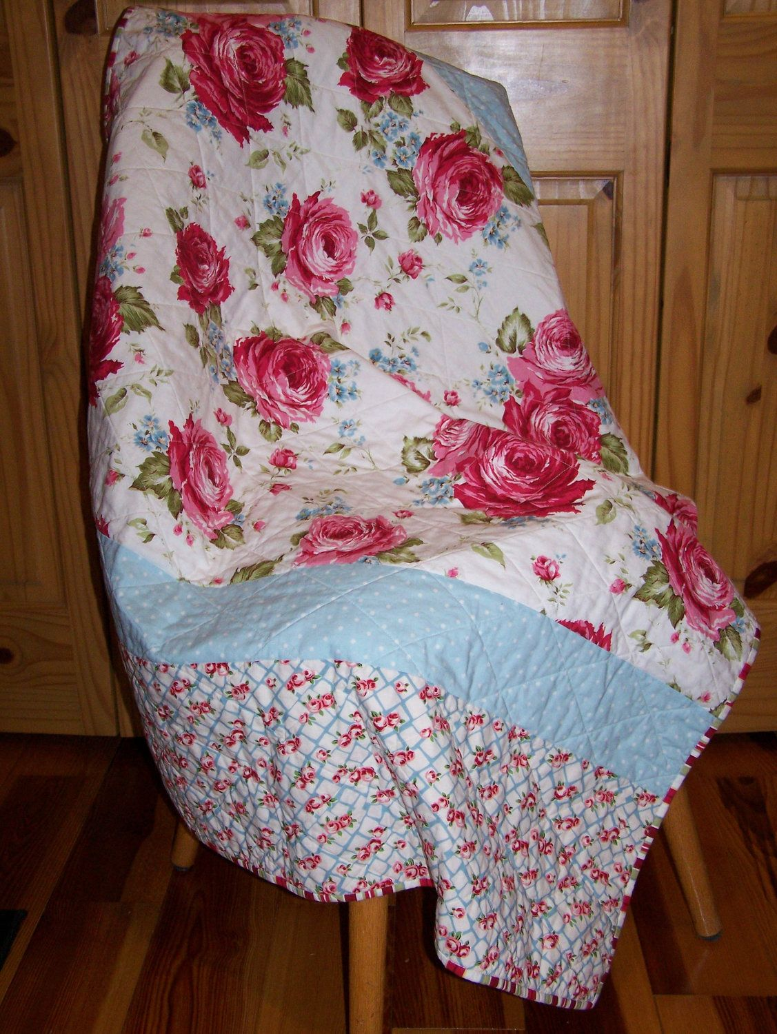 chic shabby baby princes quilt f category p quilts pf products page fairies product boutique