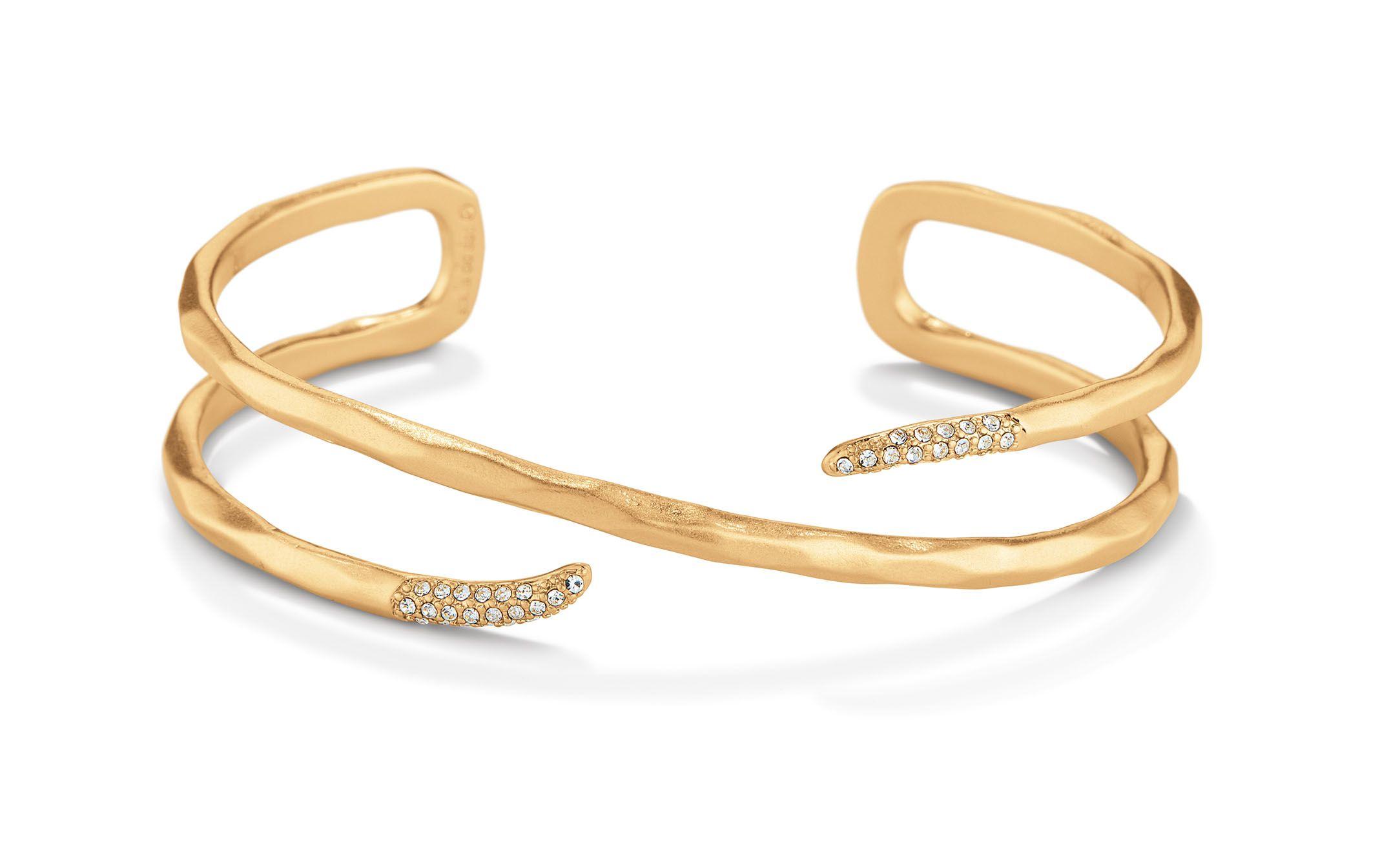 4aaff201c Adeva Cuff   Stella & Dot   Stella & Dot   Jewellery, Bracelets ...