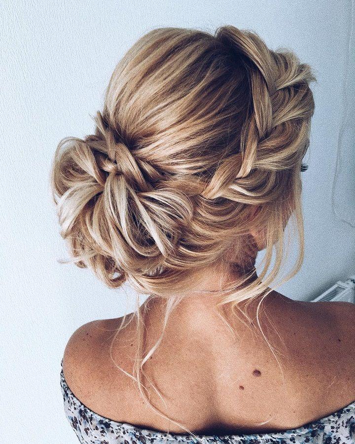 Wedding Hair Inspiration Coiffures Pinterest Unique Weddings