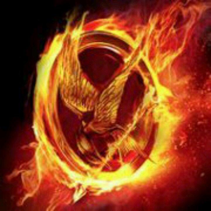 Mockingjay Symbol Hunger Gamesjennifer Lawrence Pinterest