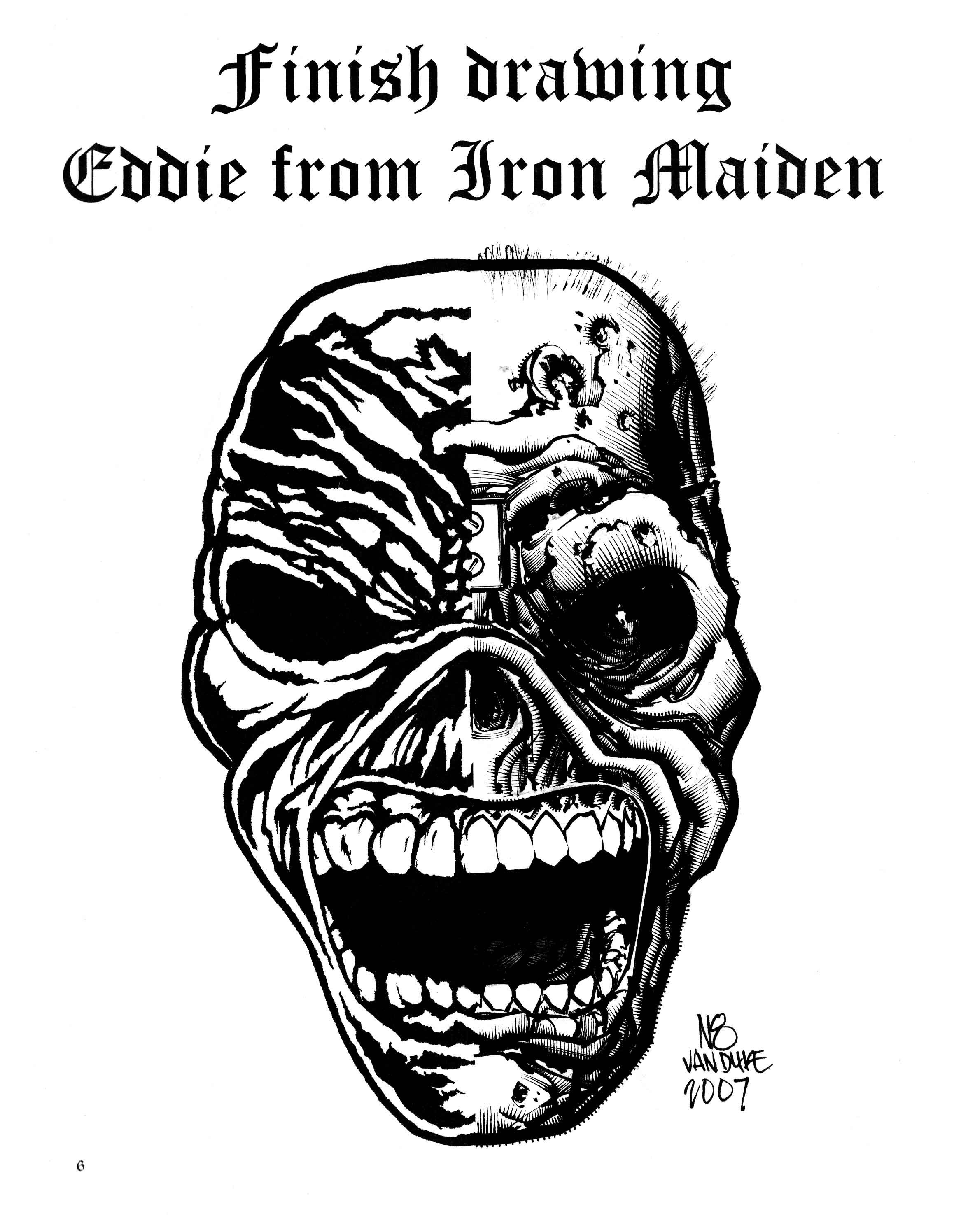heavy metal coloring pages - Google Search | Kiss collectables and ...