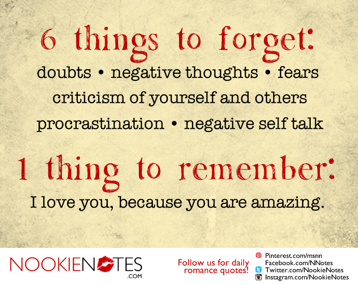 6 things to never forget and 1 thing to always remember i love i love you the perfect card to send or share with that special person to let them know that you are thinking publicscrutiny Image collections