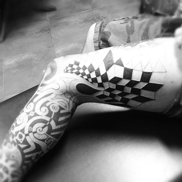 "@fraktalstudio's photo: ""#tattoo #me #ink @amrastyle"""