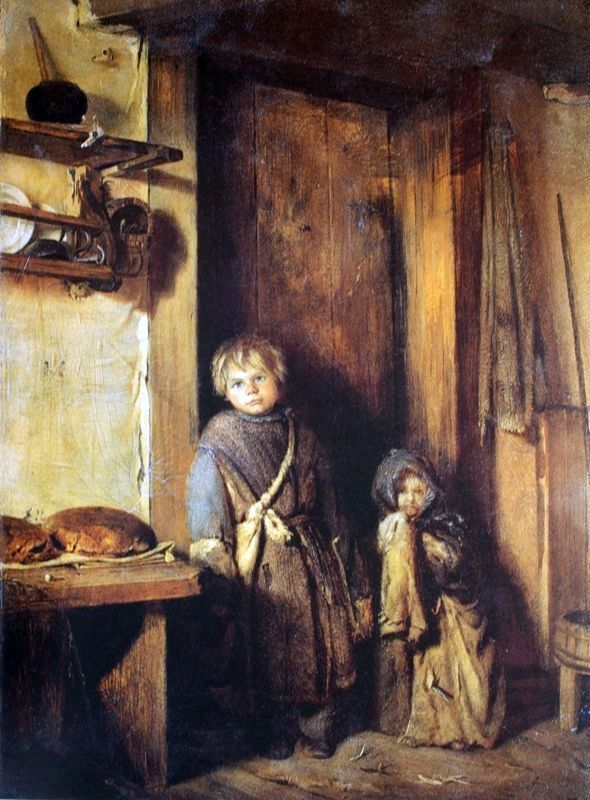 Image result for pavel chistyakov beggar children