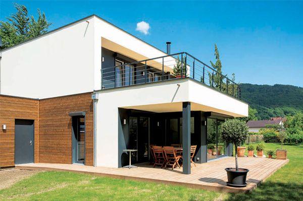 Simple et efficace Plans De Maisons Modernes Pinterest Casas