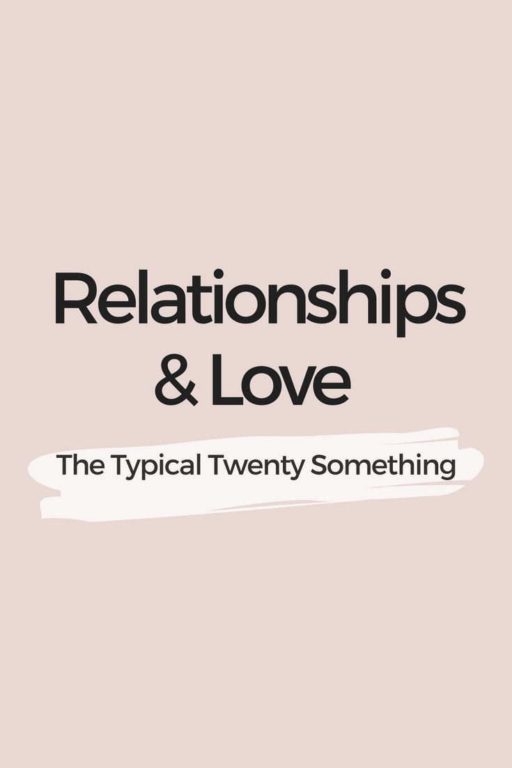 Twenty something dating blogs