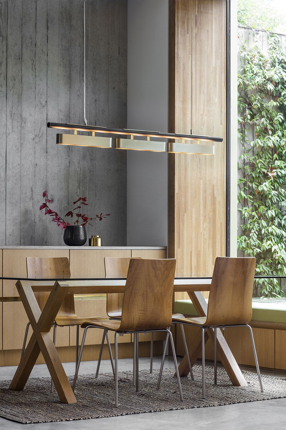 10 Exquisite Suspension Lamps For Rectangular Dining Tables With