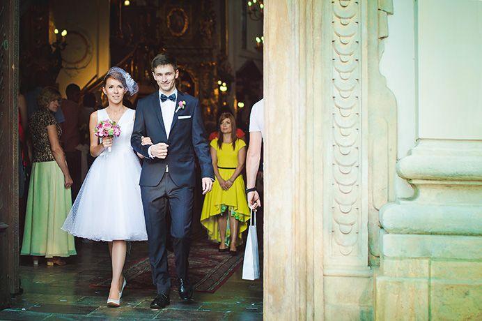 Ślub w Łowiczu