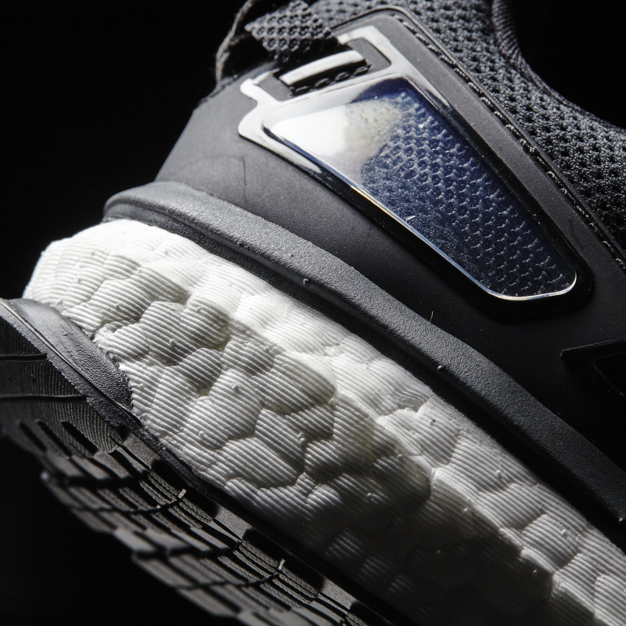 Adidas Energy Boost 3 Womens Shoes Core Black Dark Grey Dark
