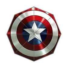 Customize Hot New Fashion Custom Captain America Cool Portable Foldable Umbrella