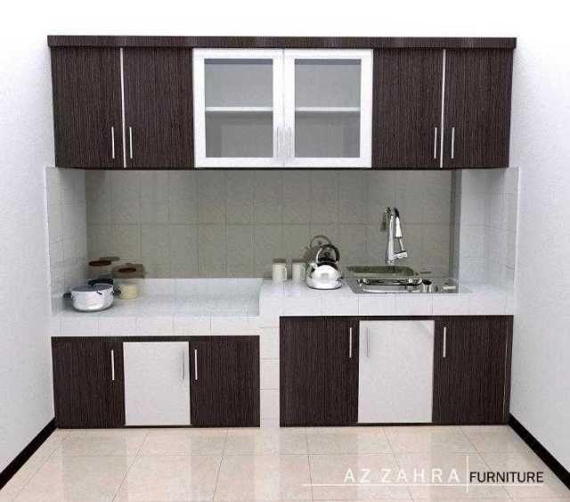 Desain Kitchen Set Minimalis Murah Berkualitas