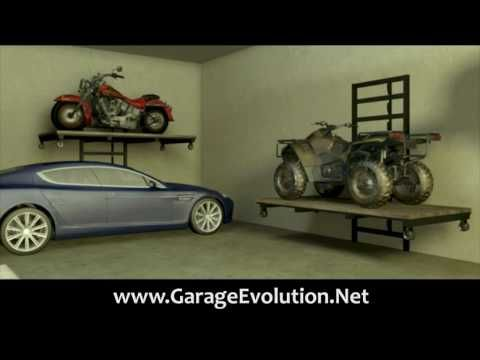 Motorcycle Atv Lifts For The Garage In Parrish Fl Motorcycle