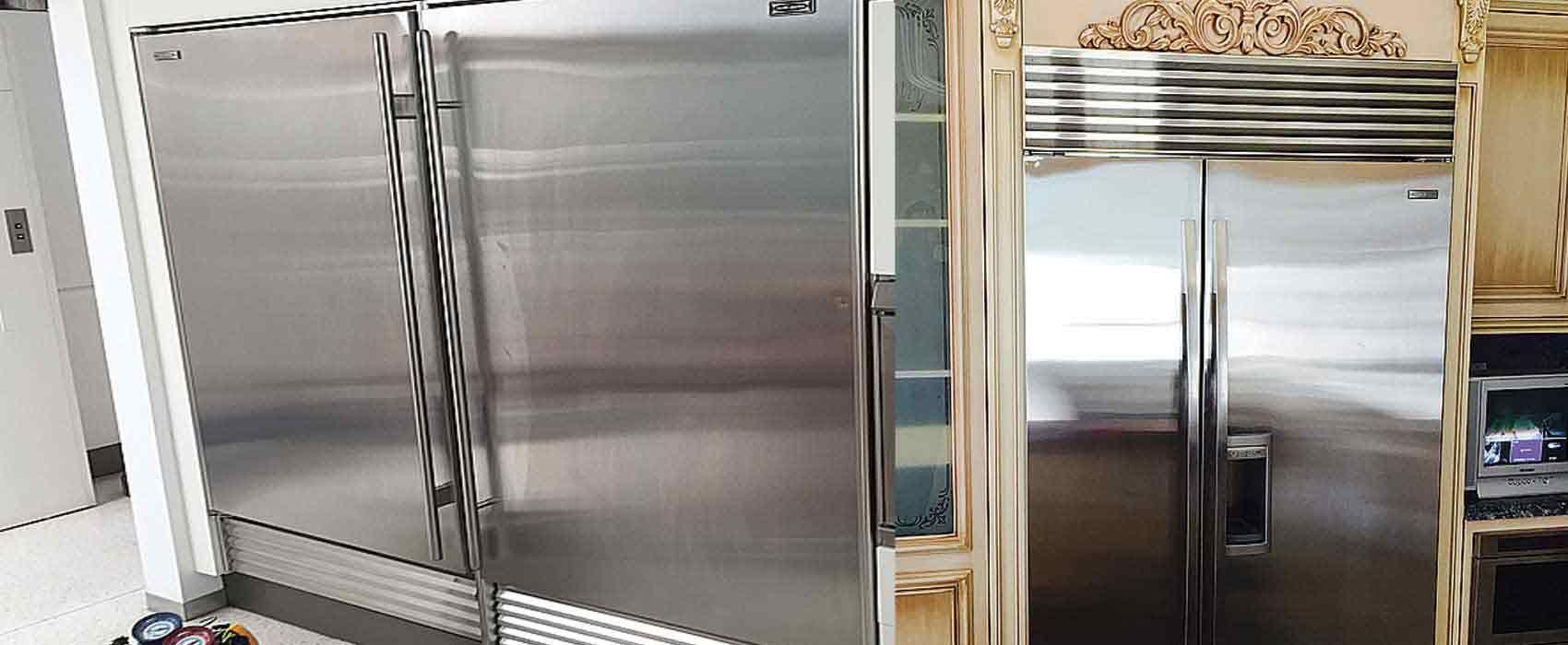 Sub Zero authorized Refrigerator Repair Service