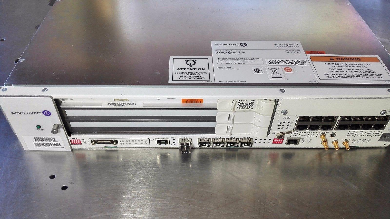 Alcatel Lucent 9396 Digital 2u Nodeb Indoor Er 0201 0012 Sd 2r624 01 Tp Link 24ghz 5dbi Desktop Omni Directional Antenna Tl Ant2405c Ucu Iii