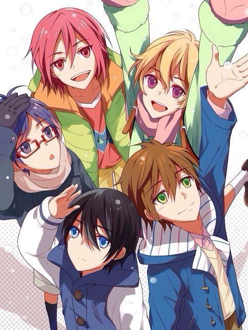 Anime Kamp: Free! (para las chicas y tal ves los chicos o.O?)