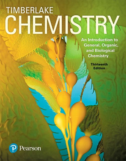 Chemistry An Introduction to General Organic and Biological ...