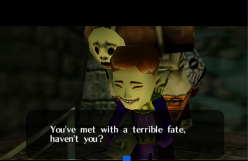 happy mask salesman quotes