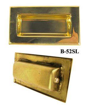 Plain Recessed Window Sash Lift B 52sl Sash Windows Vintage Hardware Vintage Windows